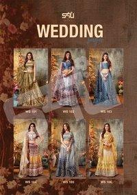 WEDDING SAGA Designer Choli