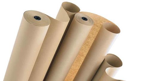 Saturating Kraft Paper