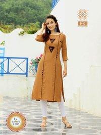 Fashion Casuals Vol-1 Rayon Kurti Set