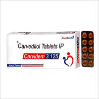 Carvedilol Tablets IP