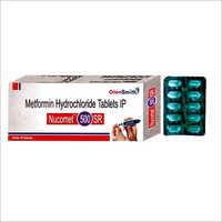 Metformin Hydrochloride Tablets IP