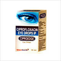 10 ML Ciprofloxacin Eye Drops IP