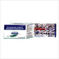 Omeprazole Gastro Resistant Capsules IP