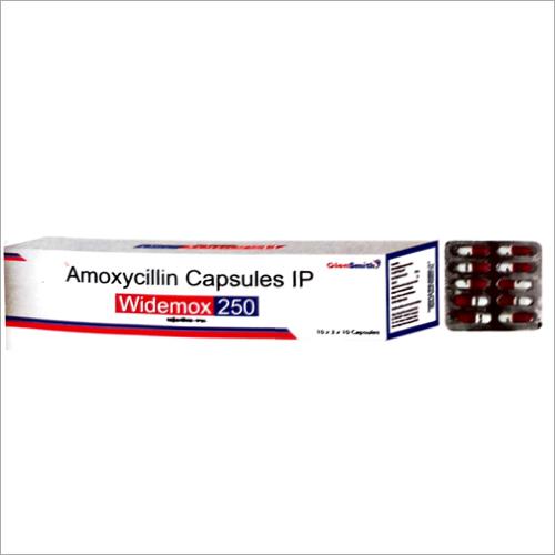 250 mg Amoxycillin  Capsules IP