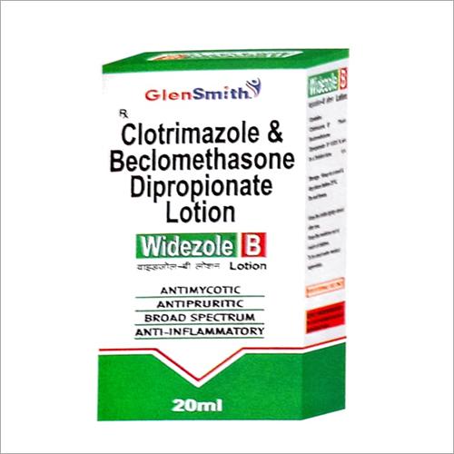Clotrimazole And Beclomethasone Dipropionate Lotion