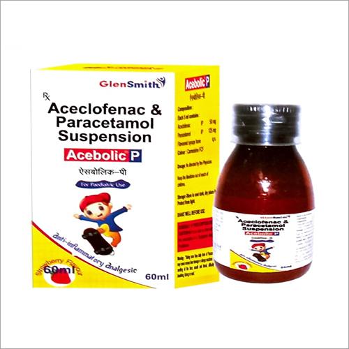 Acebolic P_Acelofenac And Paracetamol Suspension
