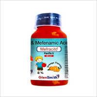 Paracetamol, Mefenamic Acid Syrup
