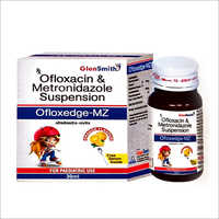 Ofloxacin And Metronidazole Suspension