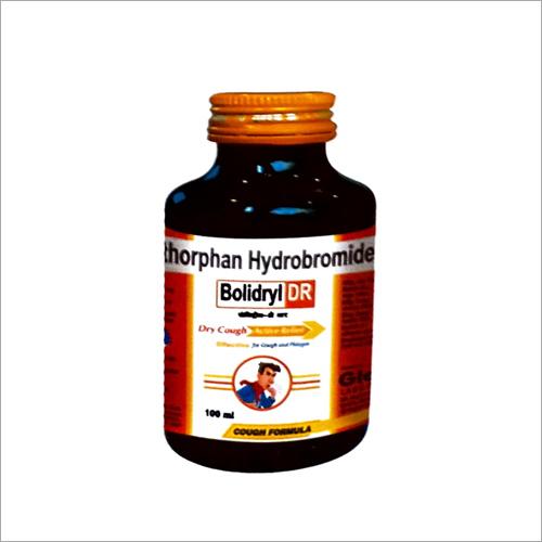 Dextromethorphan Hydrobromide Syrup IP