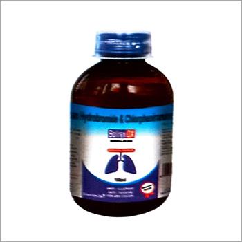 Dextromethorphan Hydrobromide Chlorpheniramine Maleate Syrup