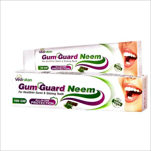 50 gm Neem Toothpaste