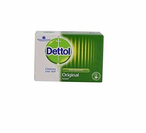 Dettol Anti Bacterial Original Soap 100g Twin Pack