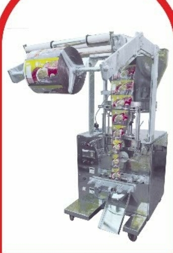 Pneumatic Pouch Packaging Machine