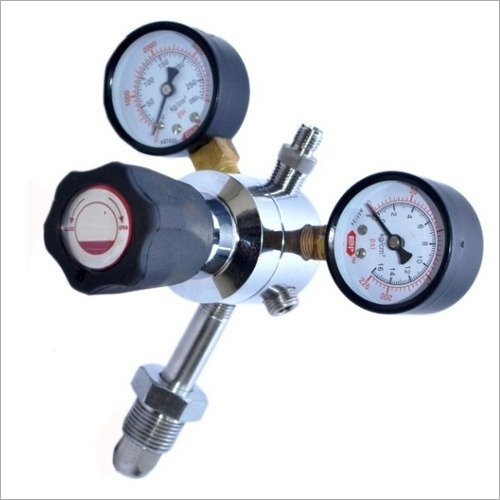 Nitrogen Gas Cylinder Regulator