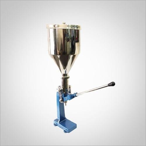 Manual Paste Filler Machine