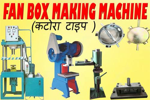 Fan Box Making Machine