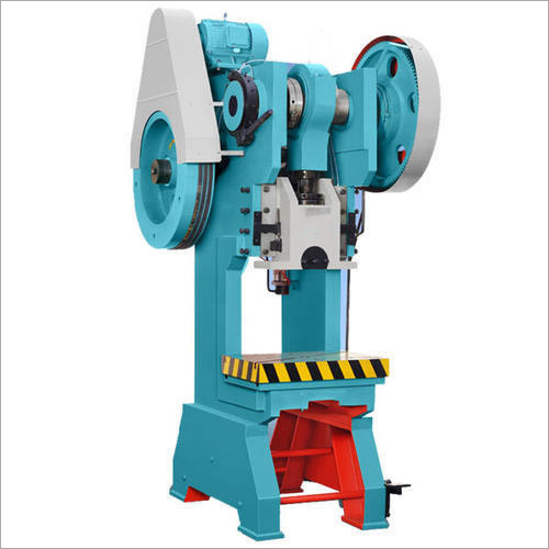 Industrial C Type Power Press Machine
