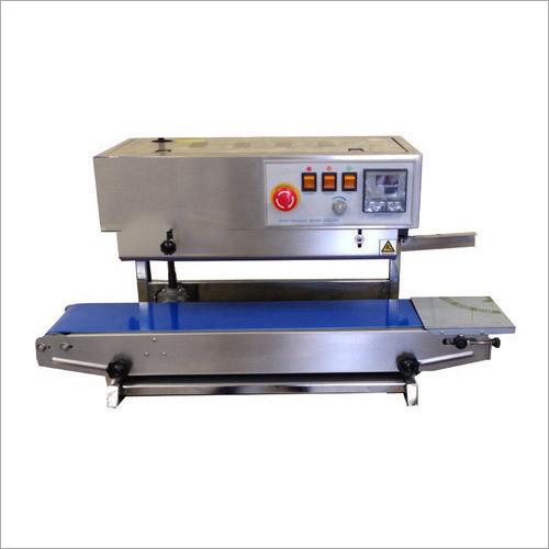 Vertical Type Band Sealing Machine