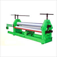 Mechanical Plate Bending Machine
