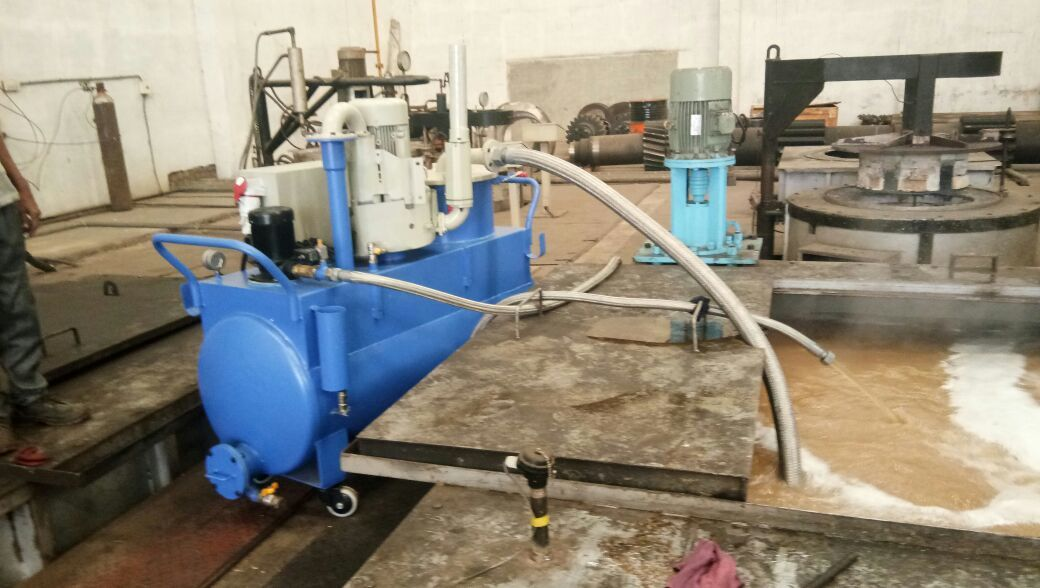 SC Models Coolant Sump Cleaner