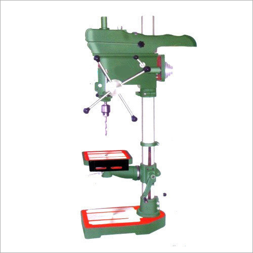 Industrial Fine Feed Pillar Drill Machine