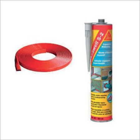 SikaSwell S-2 Swellable Sealant