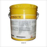 Sikadur-52 Low Viscosity Injection Epoxy Resin