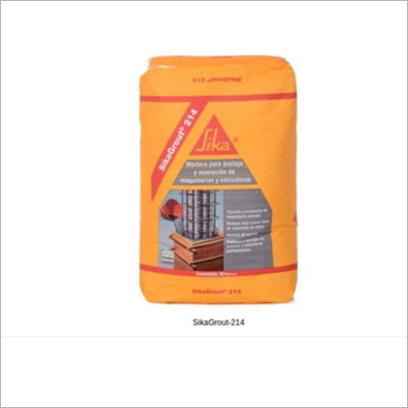SikaGrout-214 Cementitious Grout
