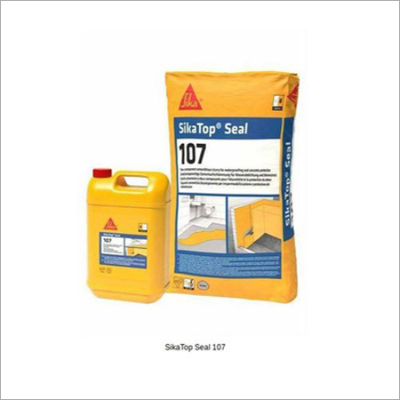 SikaTop Seal 107 Acrylic Cementitious Waterproofing Coating