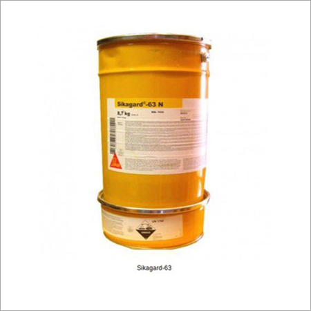 Sikagard-63N 2 Part Epoxy Protective Coating