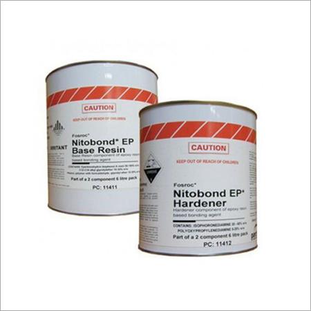 Fosroc Nitobond EP Epoxy Resin Concrete Bonding Agent