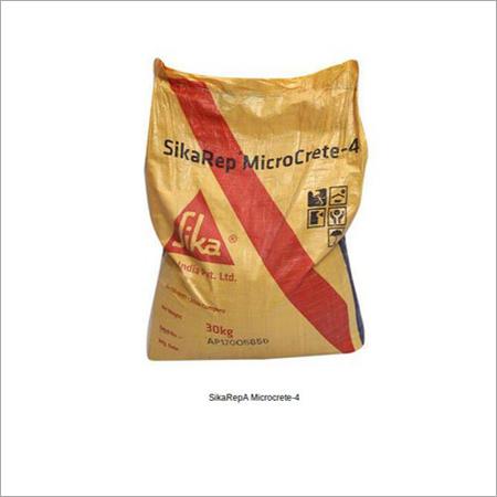 SikaRep Microcrete-4 Micro Concrete