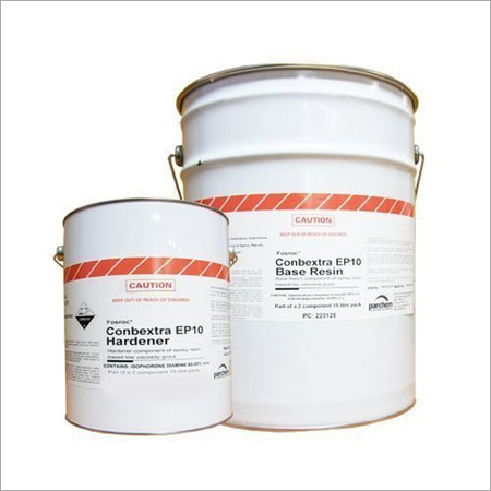 Fosroc Conbextra EP10 Epoxy Resin Grout