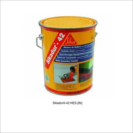 Sikadur-42 HES In Pourable Epoxy Grout