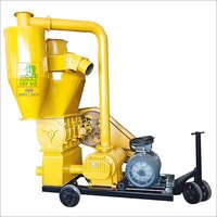 Rice husk pneumatic vacuum conveyor