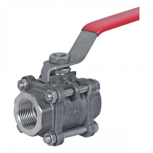 C.C.S. Investment Casting Ball Valve, Class-800