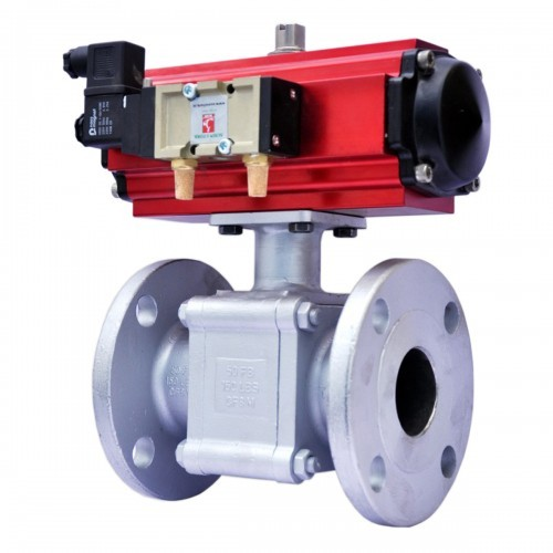 C.s.s. Investment Casting Ball Valve, Class-150