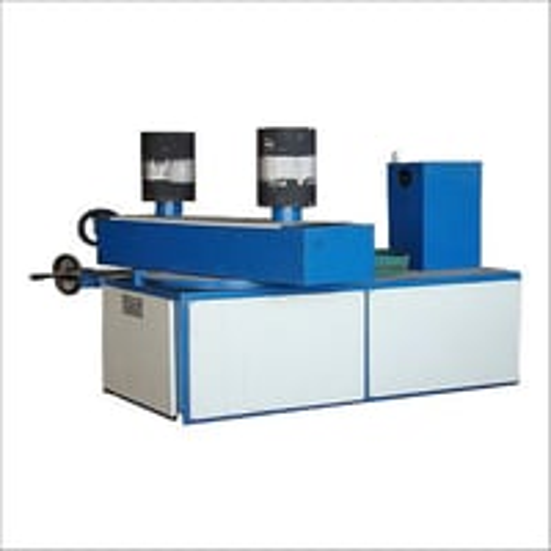 Pneumatic Cut Spiral Paper Tube Machine