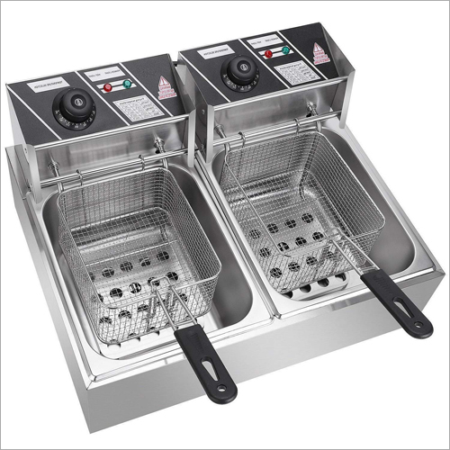 Electric Fryer Double Basket