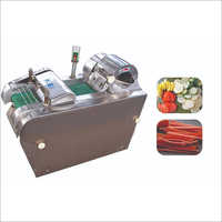 Vegetable Slicing Cutting Machine