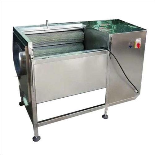 FRUITS AND VEGETABLES WASHING & PEELING MACHINE