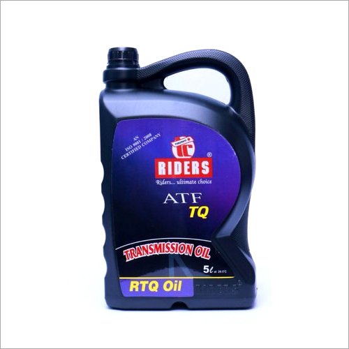 Gear And Transmission Oil