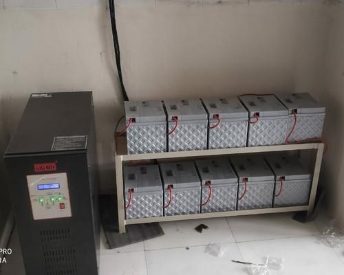 5 KVA / 120 V DC  Adroit Online UPS
