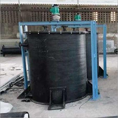 HDPE Open Top Reaction Vessel