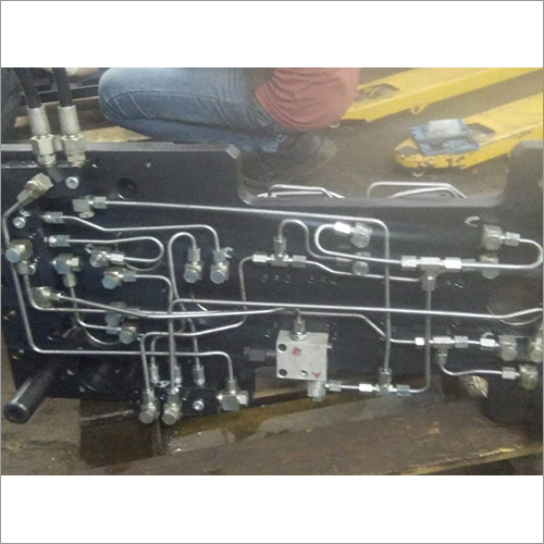 Hydraulic Fixture Piping