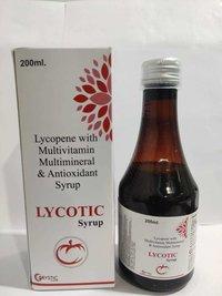Lycopene, Multivitamin & Multimineral Syrup