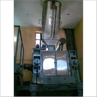 Flaker Machine with Safety Guard
