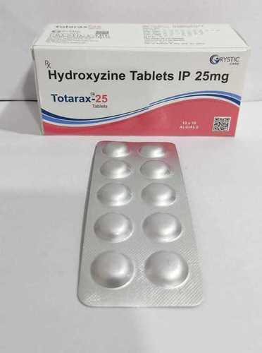 Hydroxyzine 25 Mg Tablet