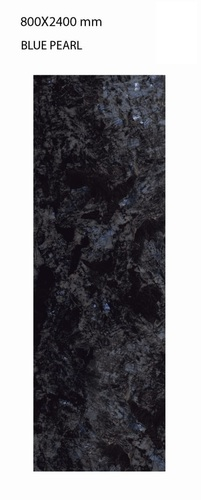 Blue Artificial Granite