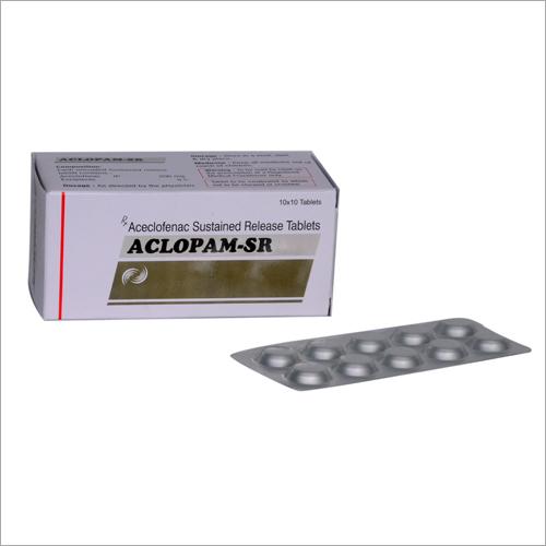 Aclopam-SR Tablet
